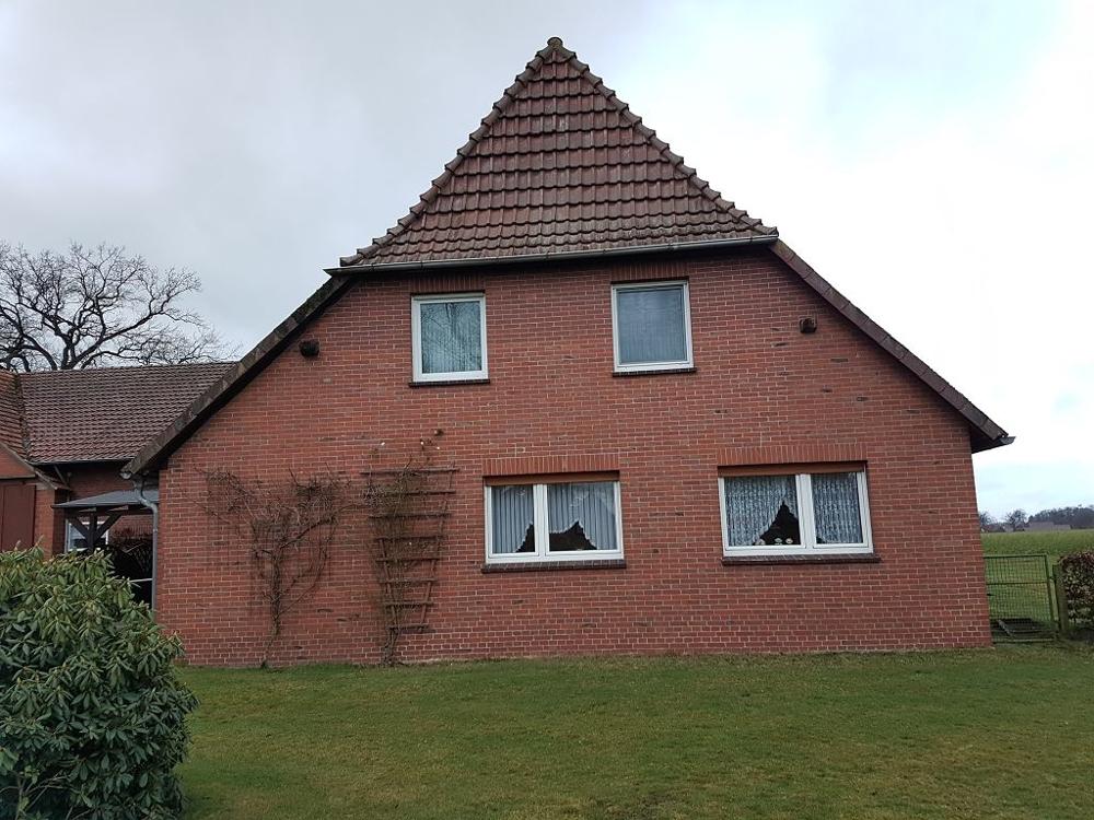 Giebel Wohnhaus