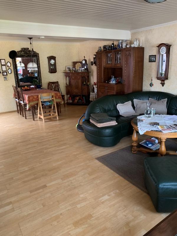 Wohnzimmer EG Anbau