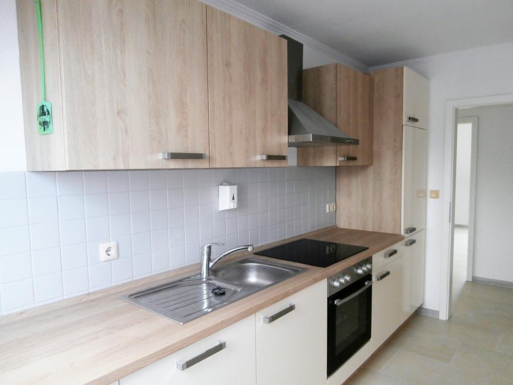 Küchen  teilweise im Preis enthalten