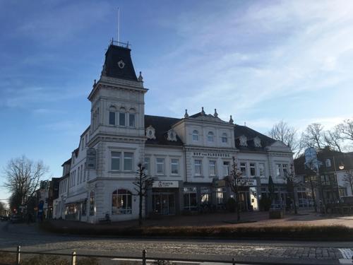Ansicht Hof von Oldenburg
