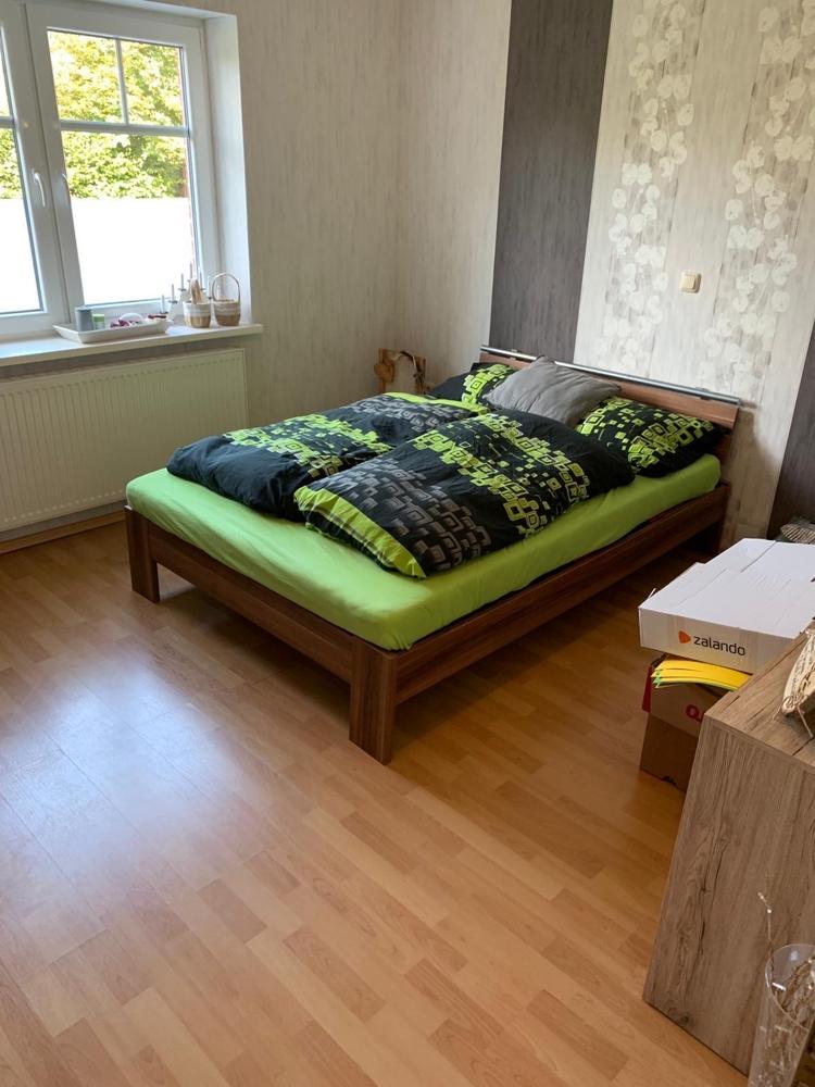 Schlafzimmer bzw. Büro im Erdgeschoss