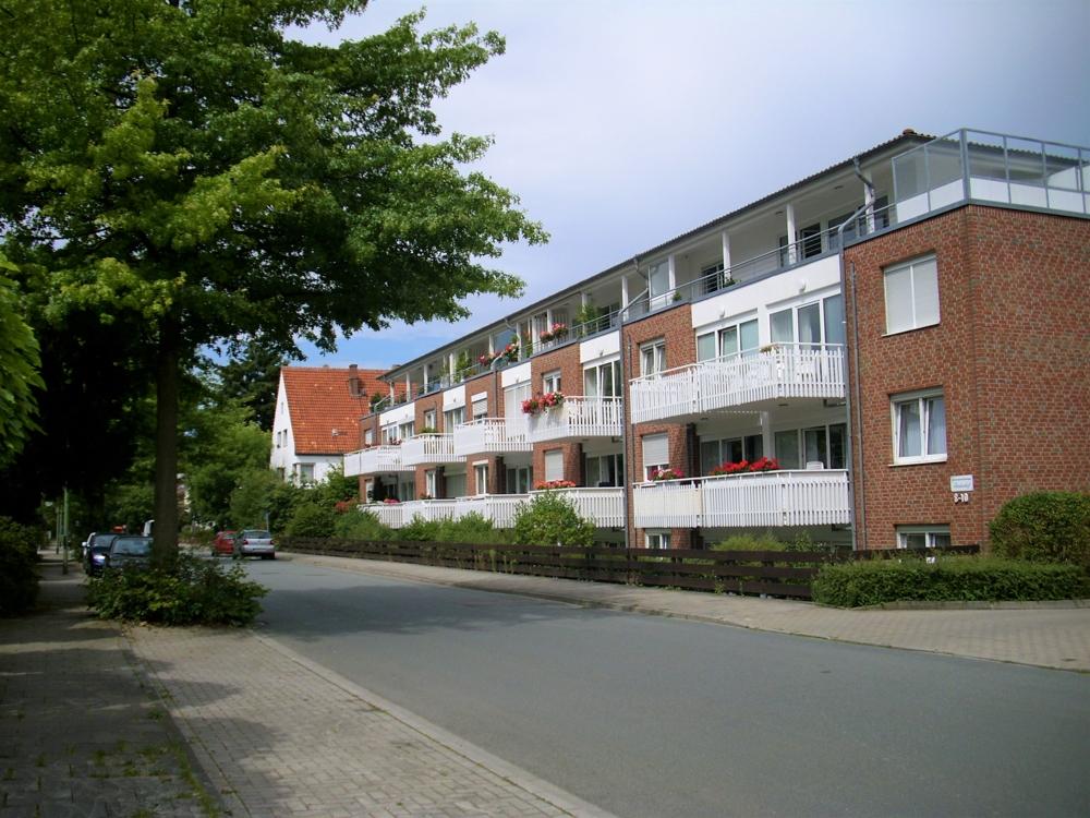Hausansicht - Straßenseite