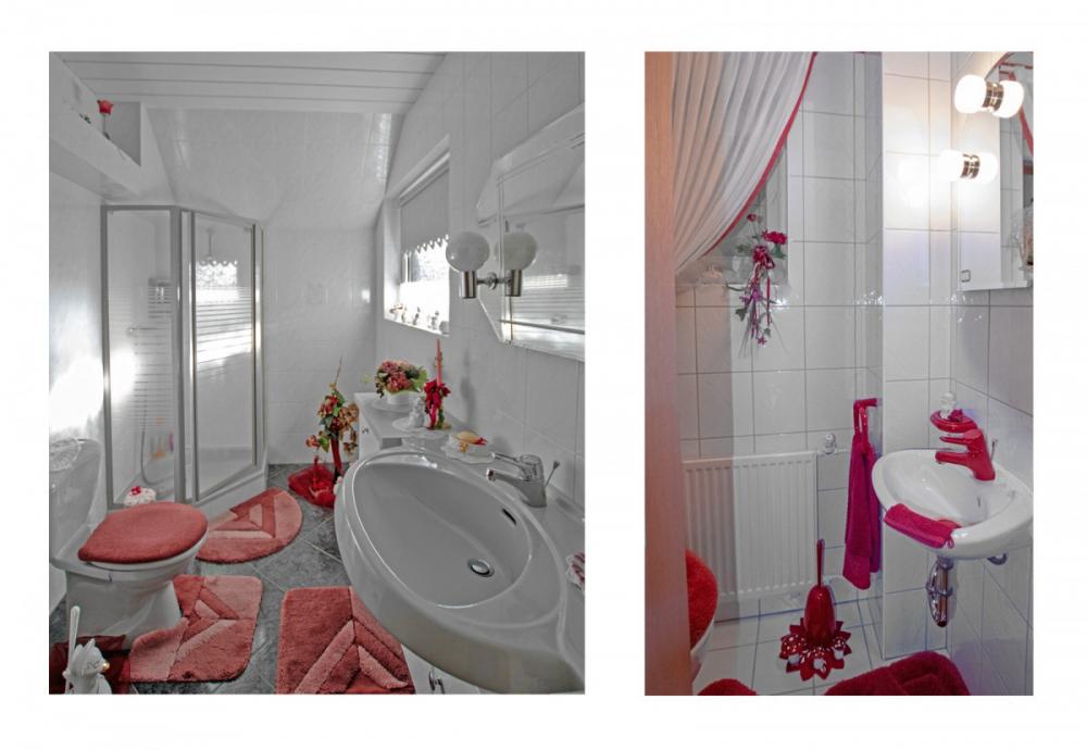 Bad und Gäste-WC im EG