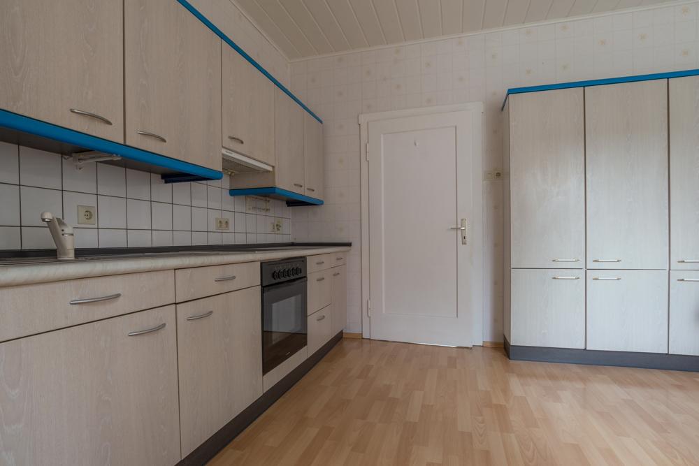 EG-Wohnung Küche