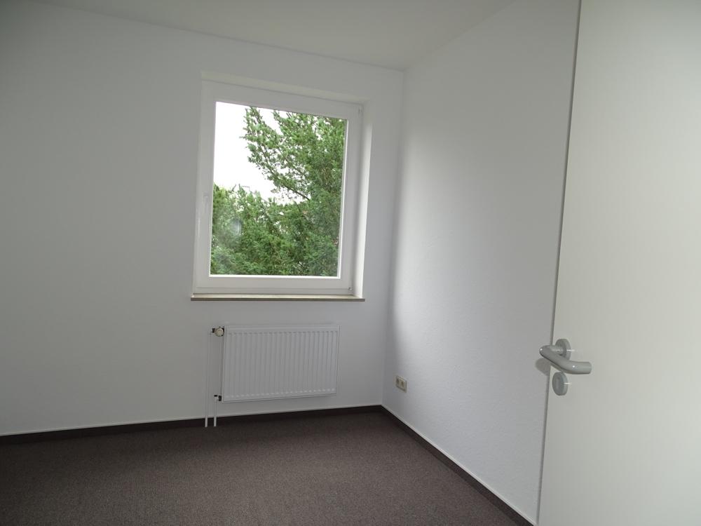 Das Arbeits- oder Gästezimmer