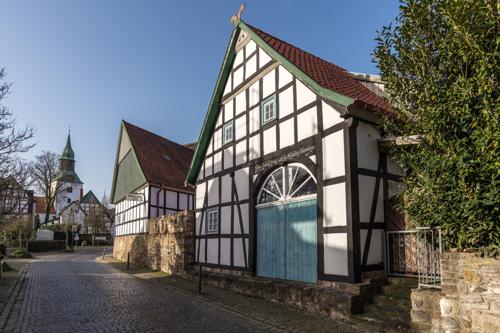 Anwesen im historischen Ortskern