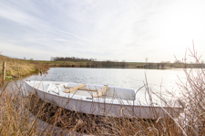 Teichanlage mit Auflagen