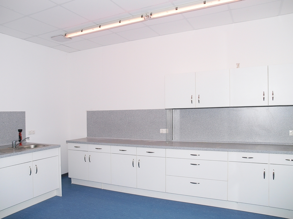 Küche-Labor