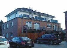 Musterhaus in ähnlicher Bauausführung und Gestaltung