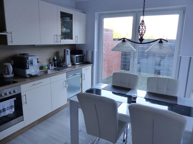 Küche - Ausgang zur Terrasse