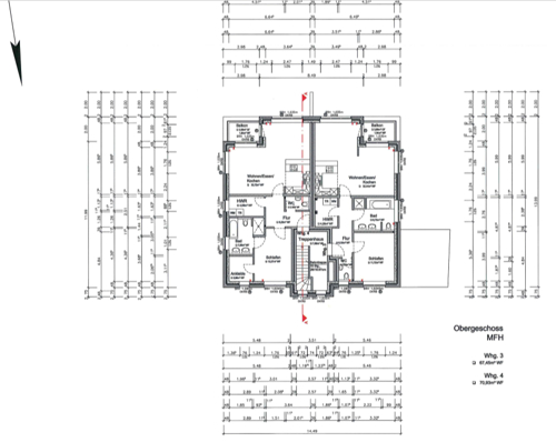 Expose 11719 Grundriss Dachgeschoss