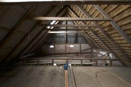 Dachgeschoss Wohngebäude