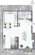 immoGrafik_319610054001-K1-Wulf Isebrand Str 15a WG 5 - Plan 1_DIN_A3