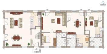 Landhaus EG