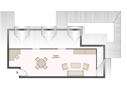 Grundriss - Studio