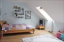 Kinderzimmer im Dachgeschoss (2)