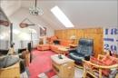 Hobbyraum im Spitzboden