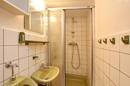 Duschbad im Kellergeschoss