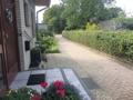 Eingang + Zufahrt