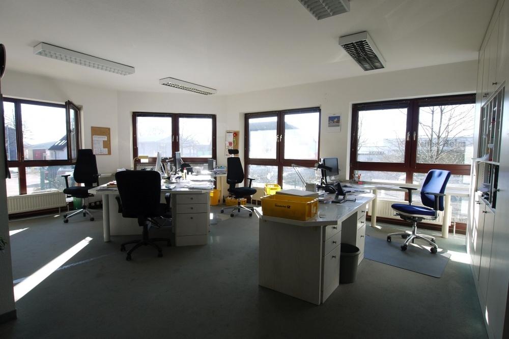Büroraum (1. BA)