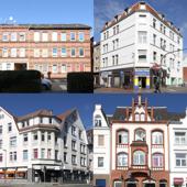 Titelbild Immobilienportfolio Neumünster
