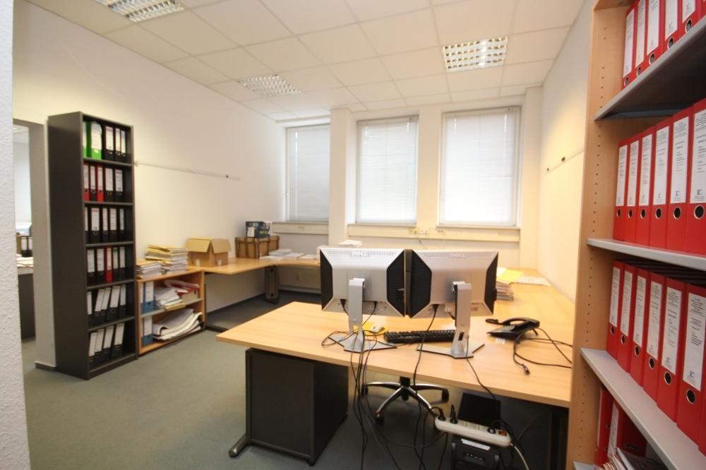 Ansicht III Büro