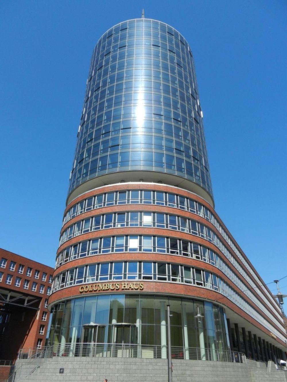 Gebäudeansicht III
