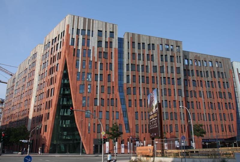 Ansicht I Gebäudekomplex