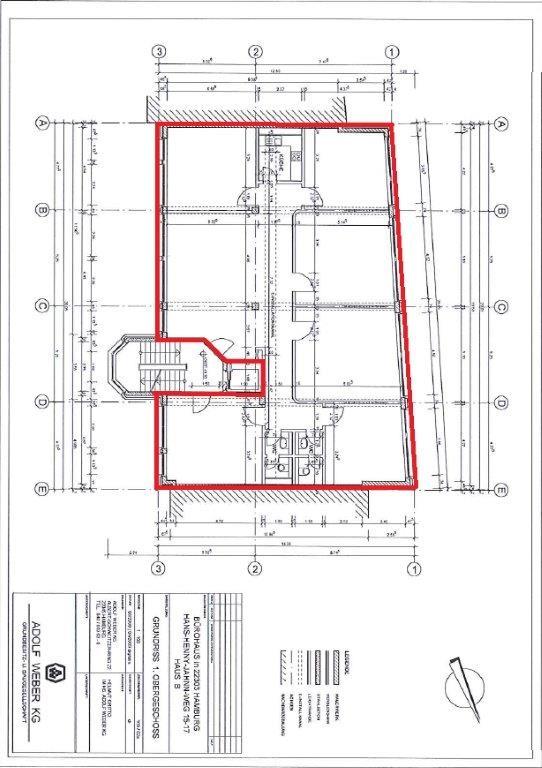 Grundriss 1.OG (ca. 238 m²)