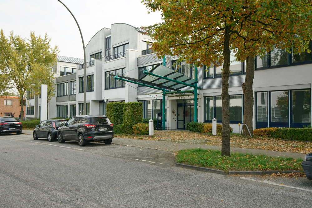 Gebäudefront