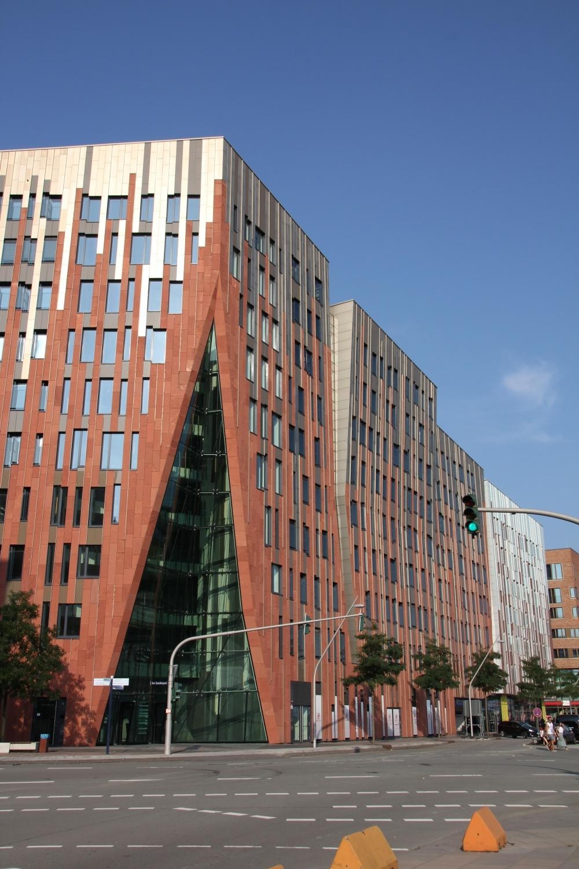 Ansicht II Gebäudekomplex