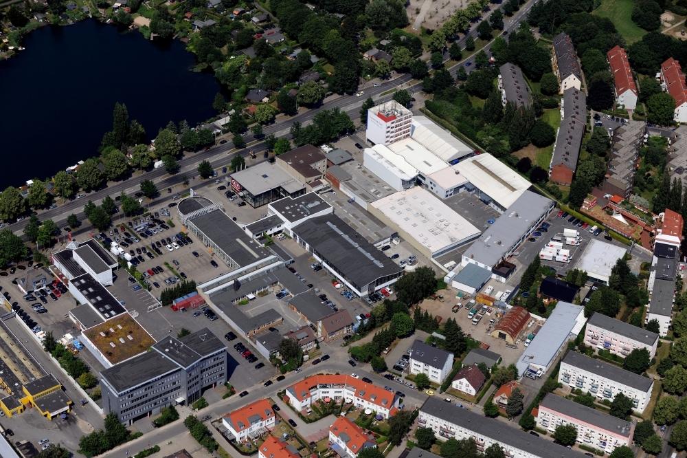 Luftbild (2010 Quelle: luftbilder.de)