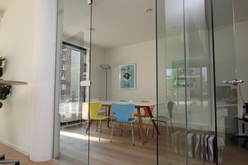 Büro- bzw Konferenzraum