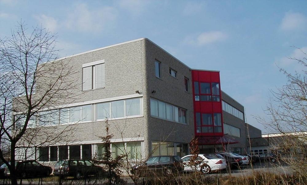 Ansicht Bürohaus