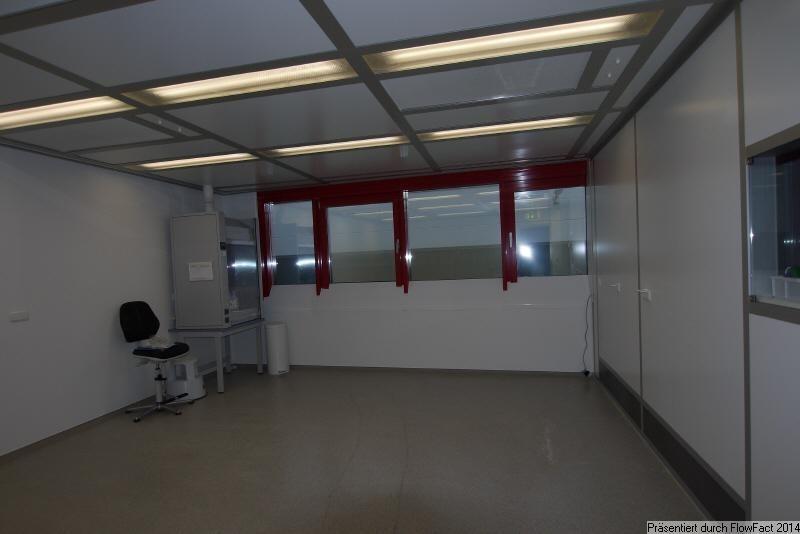 Laborbereich (1 OG)