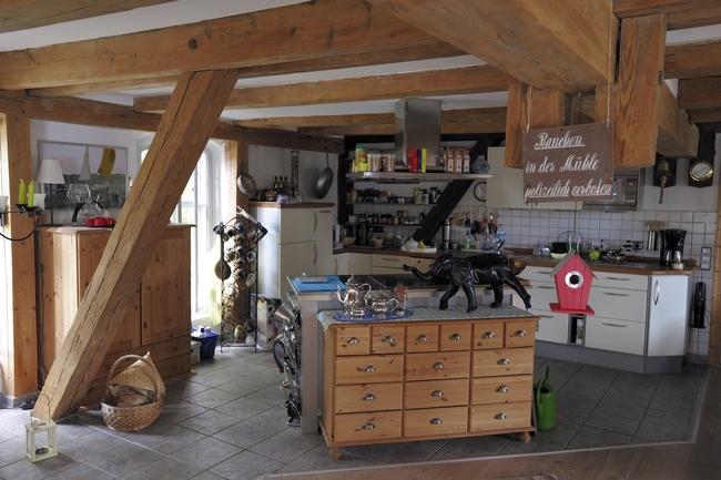 Wohnküche Obergeschoss