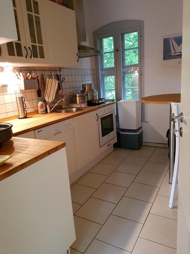 Küche Erdgeschosswohnung