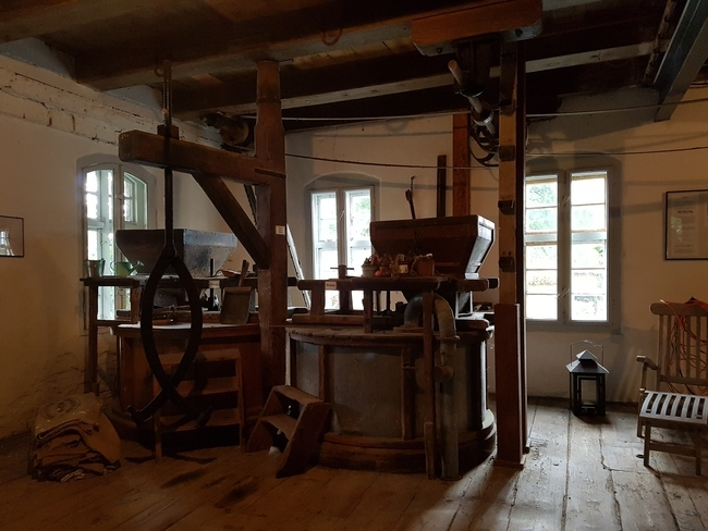 Mühlenraum
