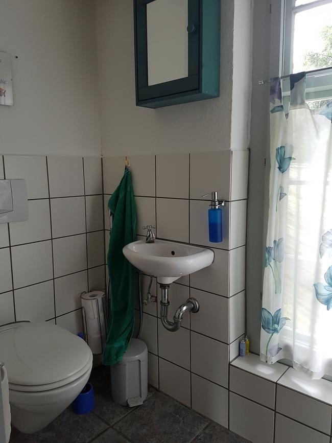 Gäste WC Obergeschoss