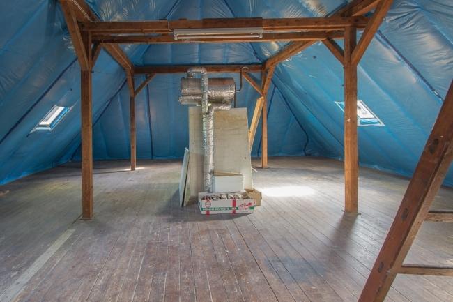 Ausbaureserve Dachboden