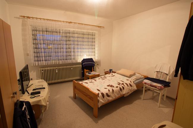 Zimmer Anbau