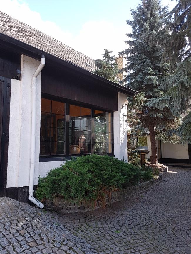 Wintergarten außen