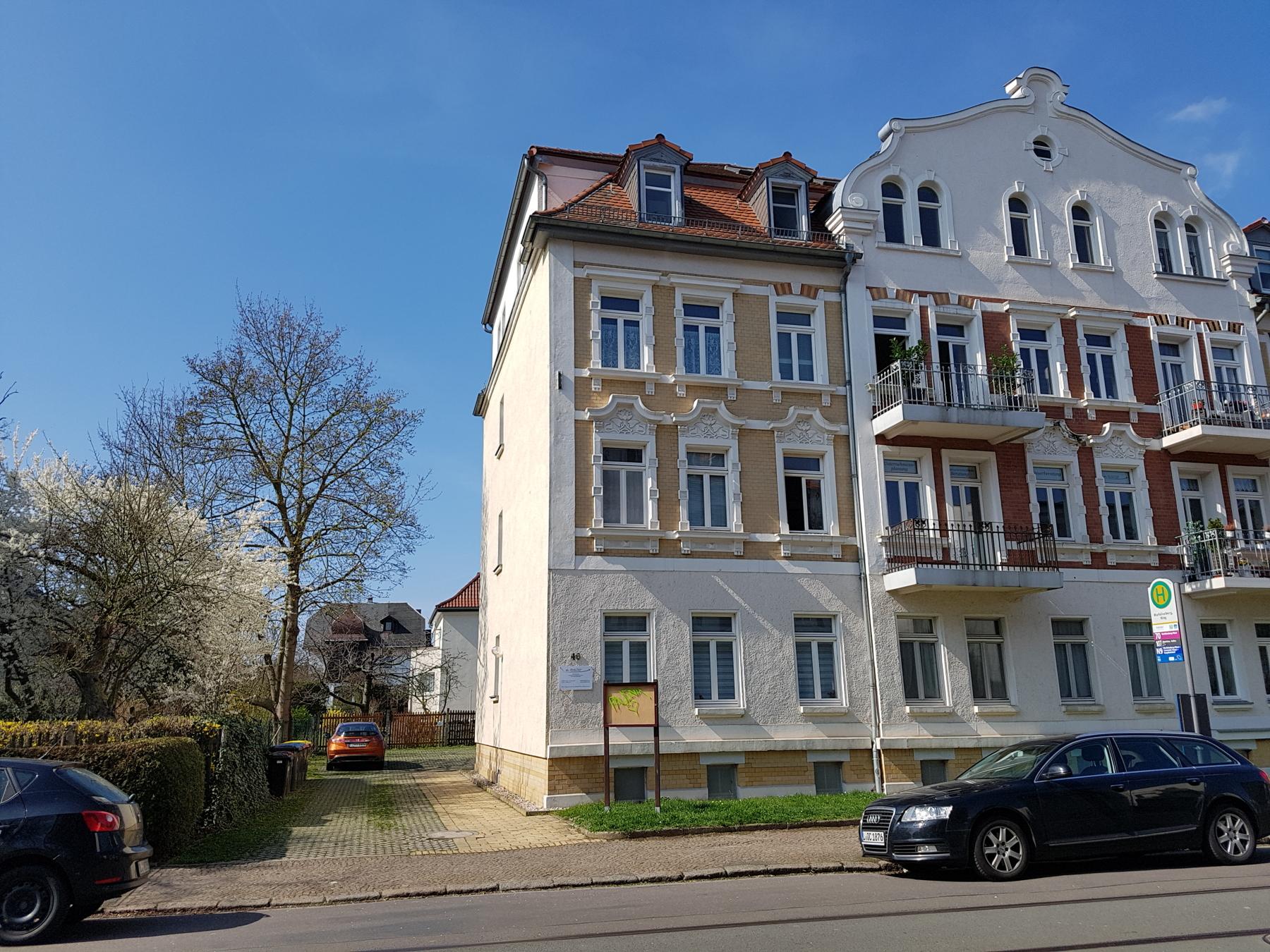 Ansicht Straßenseite