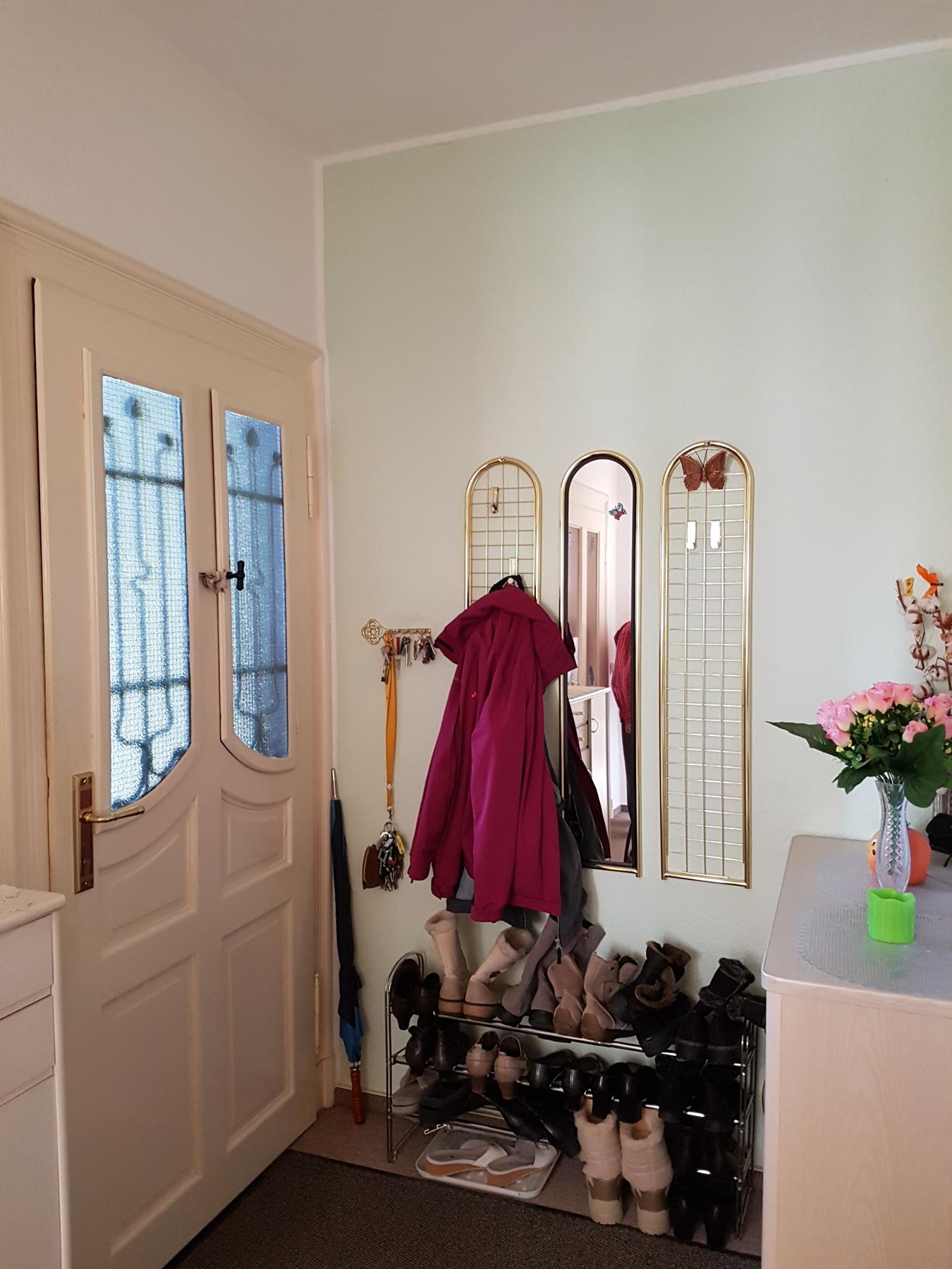 Flur - Garderobe