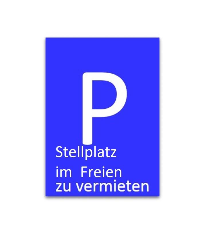 Parkplatz frei
