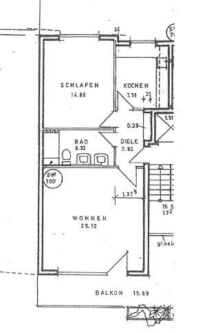 Grundriss 2. OG links
