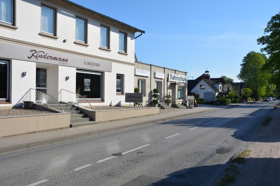 Ansicht Richtung Poppenbüttel