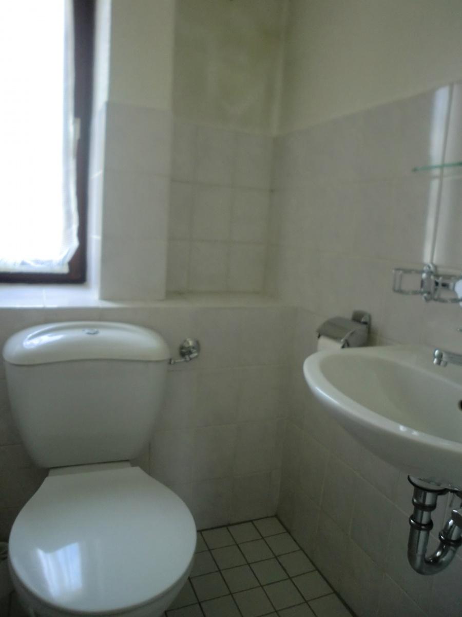 WC Dachgeschoss