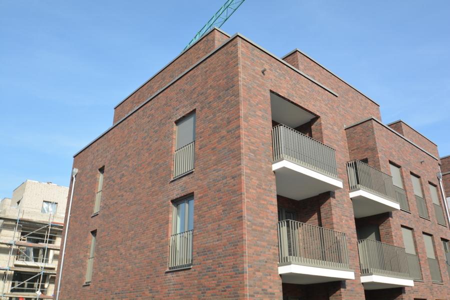 Bsp. Ansicht Balkone/ Loggia