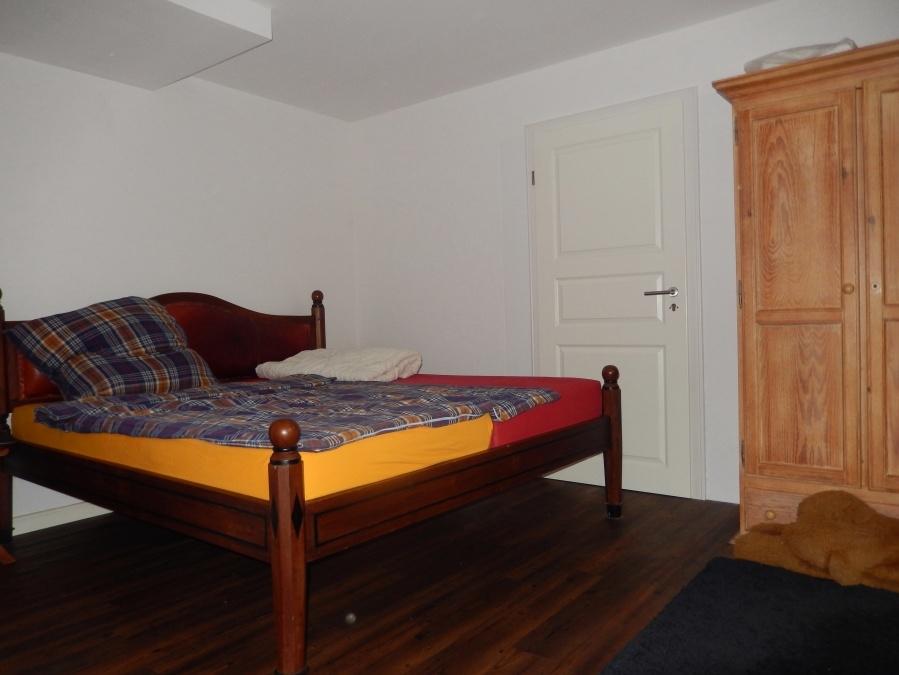 Schlafzimmer Souterrain